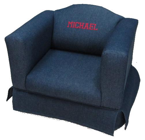 CBS-300 Chair w/Boxed Skirt
